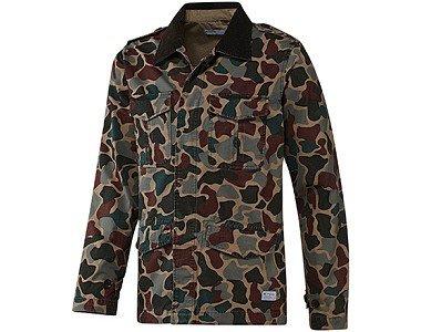 Adidas da uomo per il tempo libero Giacca Camo Safari Jacket, S, x55301