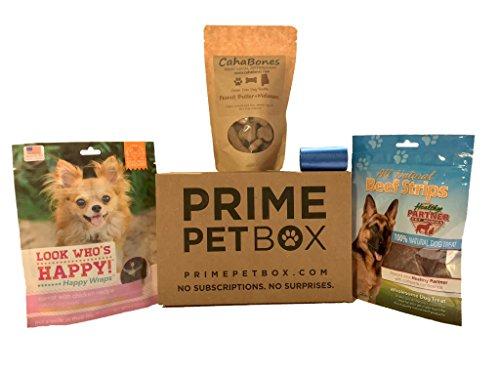 Prime Pet Box Grain Free Treats