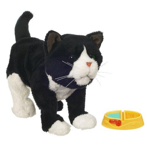 FurReal Newborn Tuxedo Kitten - Kitten Newborn Furreal