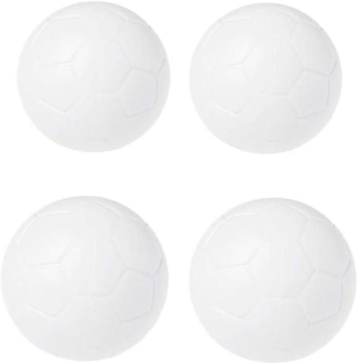 36 zrshygs 2 St/ück Resin Foosball Indoor Spieltisch Fussball Fussball Fussball 32mm 36mm