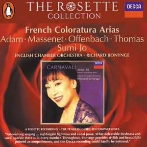French Coloratura Arias by Decca