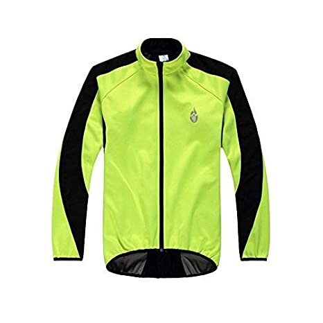 2a4a0c1cf Image Unavailable. Image not available for. Color  docooler WOLFBIKE Fleece  Thermal Cycling Long Sleeve Jersey Winter Outdoor Sports Jacket Windproof  ...