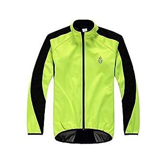 Amazon.com: docooler forro polar térmico ciclismo manga ...