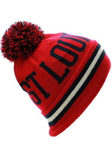 52df4d29f0a St. Louis Cardinals Knit Hat