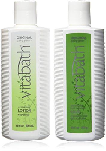 (Vitabath Original Spring Green Everyday Set)