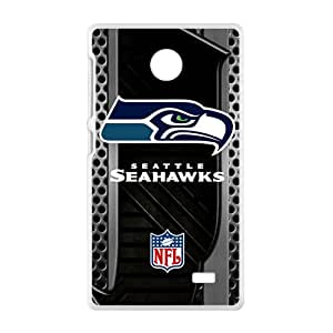 Seattle Seahaw Design New Style High Quality Comstom Protective case cover For Nokia Lumia X
