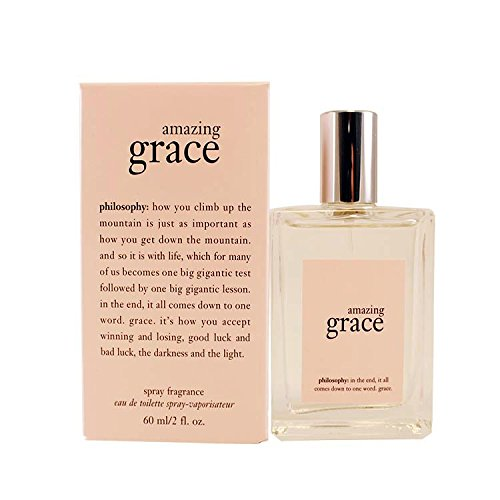 Amazing Cologne - Philosophy Amazing Grace for Women Eau De Toilette Spray, 2 Ounce