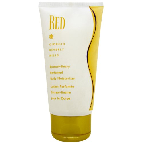 Giorgio Beverly Hills Red Body Moisturizer for Women, 6.7 Ounce ()