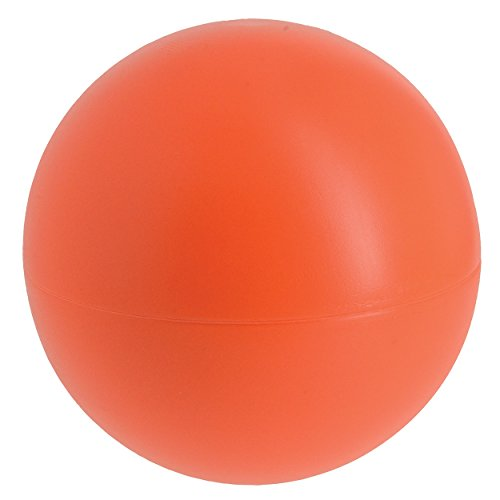 Virtually Indestructible Best Ball for Dogs, 6-inch,Colors May Vary by Soft Flex