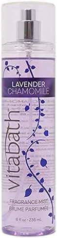 Vitabath Fragrance Mist, Lavender Chamomile, 8 Ounce