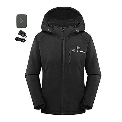 women battery heated jacket - 1