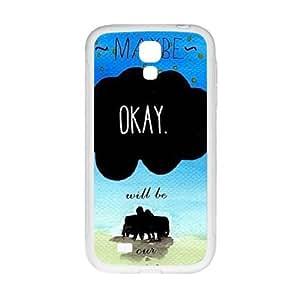 Happy Maybe Okay Hot Seller Stylish Hard Case For Samsung Galaxy S4