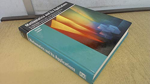 Mathematics and Its Applications to Management Life and the Social Sciences With Finite and Discrete Mathematics