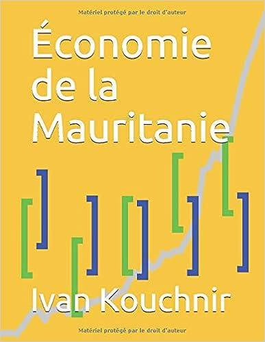 Économie de la Mauritanie