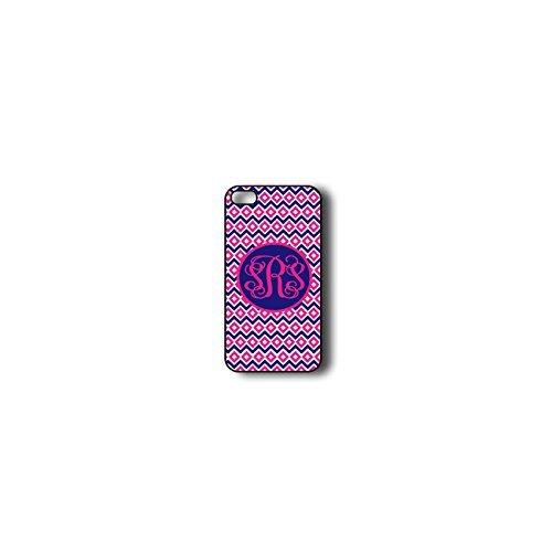 Krezy Case Monogram iphone 4 Case, Colorful geometric Pattern Monogram iphone 4 Case, Monogram iphone 4 Case,...