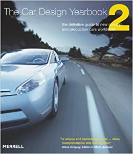 The Car Design Yearbook 2 The Definitive Guide to New Concept and