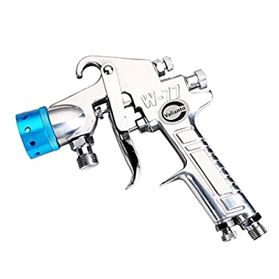 Valianto W-77 Nozzle Color Available Pressure Feed Spray Gun