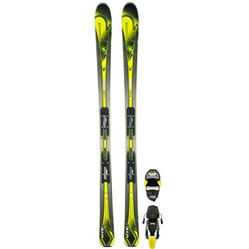 K2 – Pack Ski Ikonic 80ti + Fixations Mxc 12 Tpx Tcx Light Quikclik Vert Homme – Homme – Vert