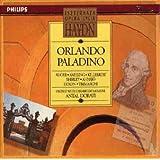 Joseph Haydn: Orlando Paladino (Gesamtaufnahme)