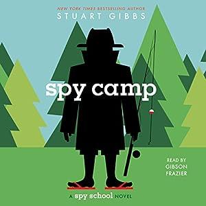 Spy Camp Audiobook