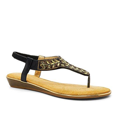 Footwear Cinturino A Nero Donna London T wZagqq