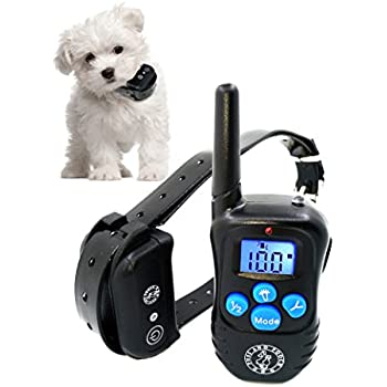 Little Dog Shock Collar And Remote