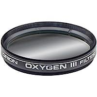 Orion 5582 2-Inch Oxygen-III Nebula Eyepiece Filter