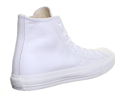 12 Uk Formers Matt In Converse Bianco 136822 Pelle Unisex xwY4qUBZ0