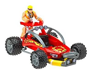 Amazon Com Rescue Heroes Dune Buggy Toys Amp Games