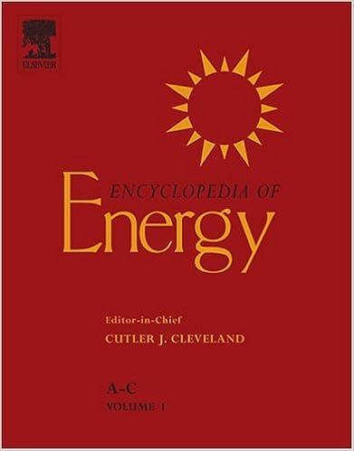 Encyclopedia of Energy Volume III (Encyclopedia of Energy Series)