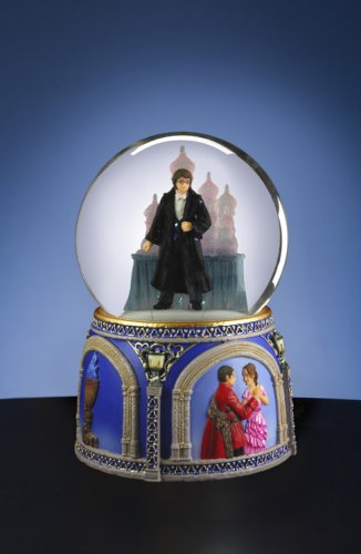 Harry Potter At the Yule Ball Snow Globe