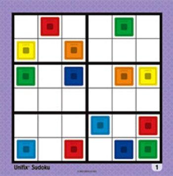 Unifix Sudoku: Additional 24-Card Set