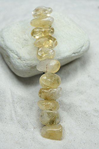 Citrine Stone French Barrette Hair Clip 4