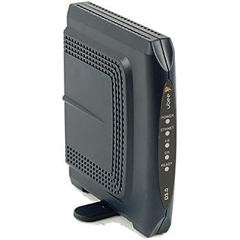Amazon Com Ubee Ddw365 Wireless Docsis 3 0 Cable Modem