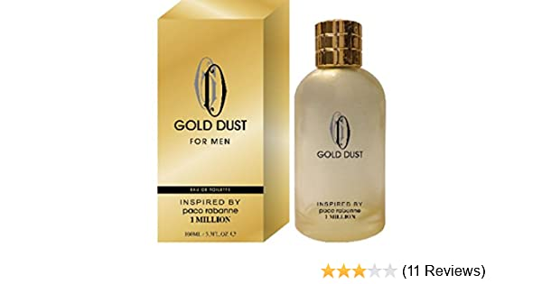 Amazoncom Gold Dust Edt For Men Inspired By 1 Million By Paco