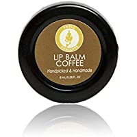 Vedic Concepts Organic Lip Balm-Coffee