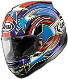 Arai Corsair V Edwards Replica Full Face Motorcycle Riding Race Helmet