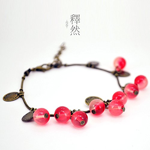 Redemption benefits a limited aesthetic two single shot does not send cherry Bracelet