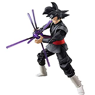 WFLNA Dragon Ball Figure Zamasu Goku Black Figure Anime Figure Action Figure