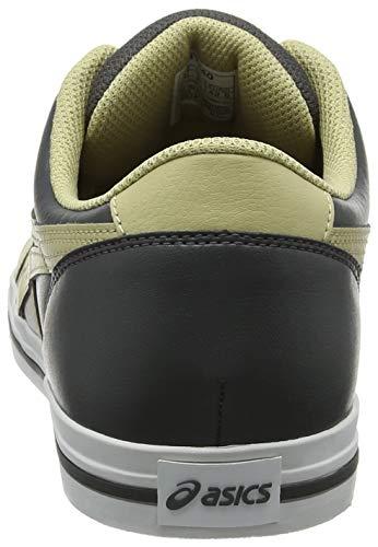 Asics Asics De Sapatos Cinza Masculina 020 020 020 Ginástica Escura Aaron Areia nI4wq5w