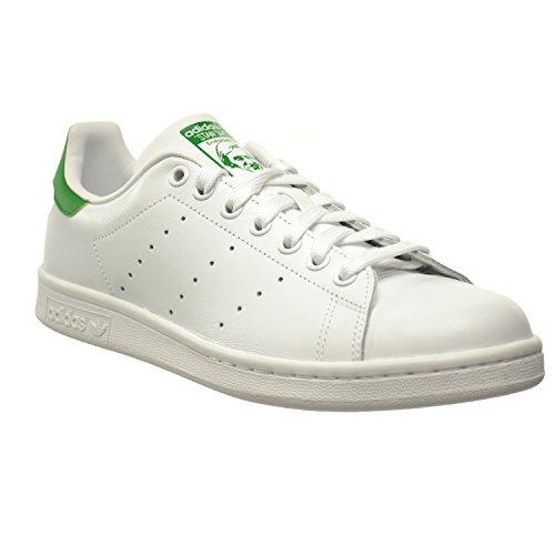 adidas Stan Smith, Zapatillas Unisex Adulto Running White/Fairway