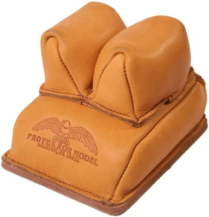 Protektor Model Rabbit Ear Rear Bag with Hard Bottom