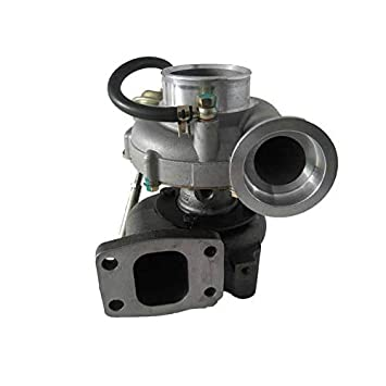 GOWE Turbocompresor para 53169887024 53169887019 K16 Turbo turbocompresor para Mercedes Benz Atego 4250 CC om904la/om904lae2 Motor: om904la-e2: Amazon.es: ...