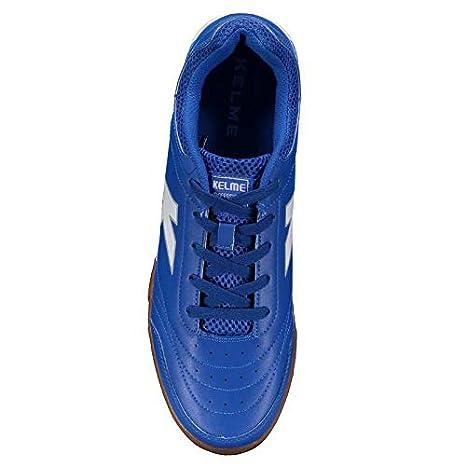 6f77ced84c8f0 Chuteira Kelme Precision Trn Futsal Azul  Amazon.com.br  Esportes e Aventura