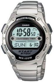 Casio カシオ Men's W756D-1AV Referee Timer World Time スポーツウォッチ 男性用 メンズ 腕時計 (並行輸入)