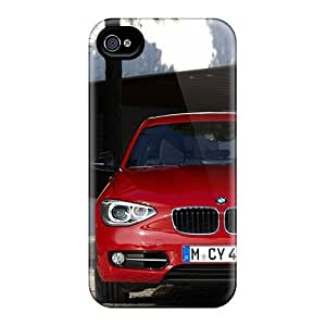 Cute Appearance Covers/tpu Jju7330YecN Auto Bmw Series Bmw Series Cases For Iphone 4/4s