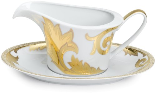 Versace by Rosenthal Arabesque Gold Sauce Boat