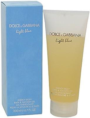Dolce & Gabbana 19590 - Gel de ducha: Amazon.es