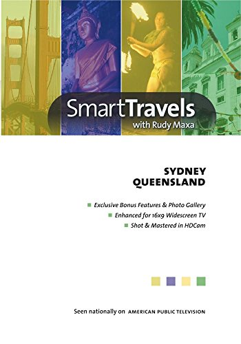 Smart Travels Pacific Rim With Rudy Maxa: Sydney Australia for sale  Delivered anywhere in Canada