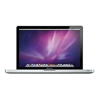 Apple MacBook Pro MC372LL/A Intel Core i5-540M X2 2.53GHz 4GB 500GB DVD+/-RW, Silver (Renewed)